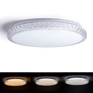 L2U-1001 Crystal Edge, Tri-Colour LED Ceiling Light Range