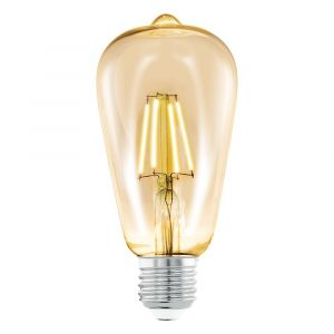 L2U-3114 4w Pear LED Filament Lamp - E27 Base