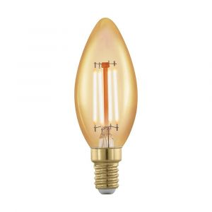 L2U-3112 4w Candle Dimmable LED Filament Lamp - E14 Base