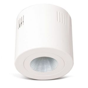 12w DLS9048 Fixed Surface Mounted LED Downlight (55 Beam - 700lm)