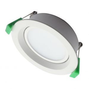 13w TLAG Adjustable Wide Beam LED Downlight (100 Beam - 990lm)