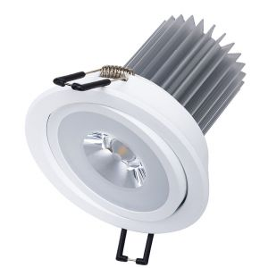 15w DL333 LED Downlight (55/90 Degree Beam - 1254lm)