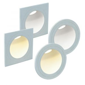 L2-6114 Recessed LED Step Light with Canister