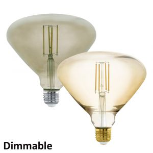 L2U-3172 4w BR150 Decorative LED Filament Lamp - E27 Base