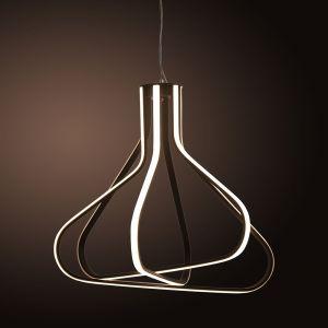 L2-11201 Black LED Pendant Light