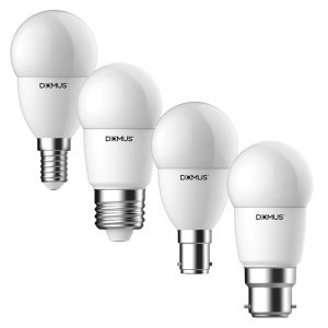 L2U-381 5.7w Dimmable Frosted Fancy Round LED Lamp