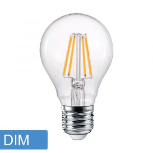6w GLS Dimmable LED Filament Lamp - E27 Base