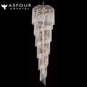 L2-1723 Asfour Crystal Chandelier - 175cm