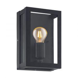 L2U-41044 Black Exterior Wall Light