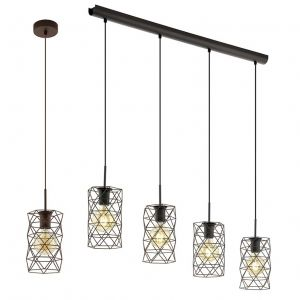 L2-11057 Cage Pendant Light Range from