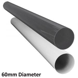 L2-927 60mm Aluminium Bollard Post Range
