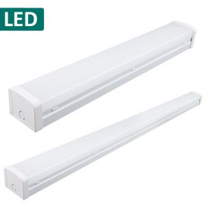 L2U-770 LED Linear Batten Light - 2 Sizes