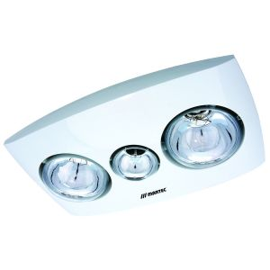 2 Heat Bathroom Light