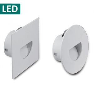 L2-922 Recessed LED Wall Light