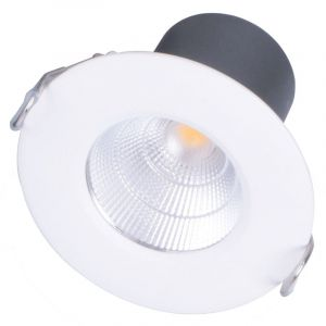 9w S9145 Fixed LED Downlight (60 Degree Beam - 800lm)