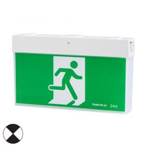 L2U-7384 LED Emergency Exit Sign
