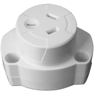 Quick Connect 10A Surface Socket