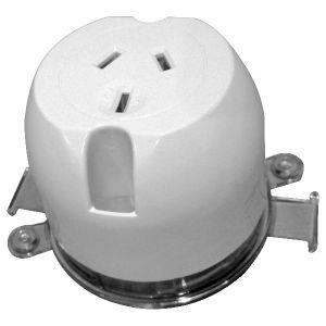 10A Surface Socket