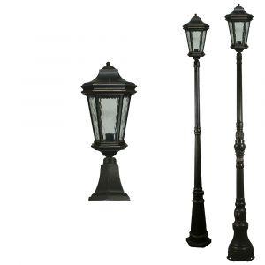 L2-7167 Traditional Pillar/Post Light Range from