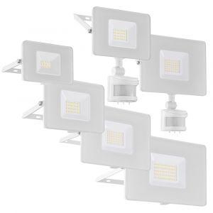 L2U-41211 LED Floodlight Range with optional Sensor