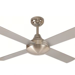 Glendale 1200 Ceiling Fan - Brushed Chrome