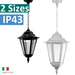 L2U-4371 Traditional Chain Pendant Light