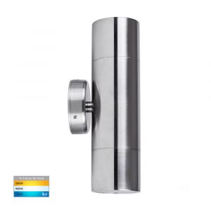 marine grade 316 wall pillar light