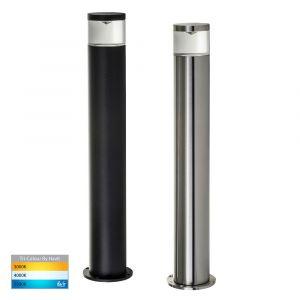 L2U-4720 Aluminium Perspex Reflector LED Bollard Light