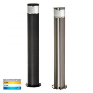 L2U-4718 316ss or Brass Perspex Reflector LED Bollard Light
