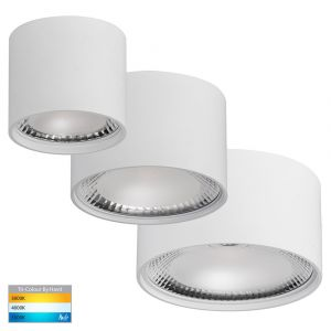 DL5802 White Surface Mounted LED Downlight Range