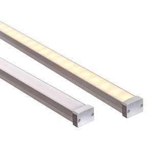 L2U-7206 Water Resistant (IP65) Square Aluminium Profile