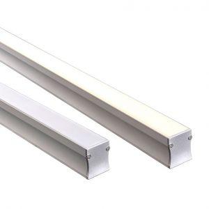 L2U-7209 Deep Square Aluminium Profile