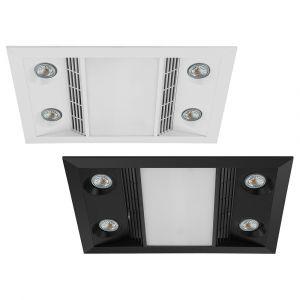 L2U-1152 3in1 Bathroom Heater, Light and Exhaust Fan Range