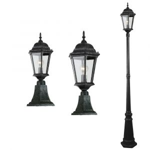 L2-7316 Traditional Exterior Pillar/Post Light Range