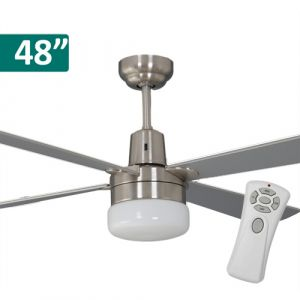 Kimberley Ceiling Fan with Light and Remote