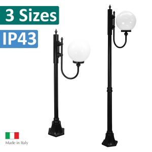 L2U-4309 Lisbon Single Head Post Light