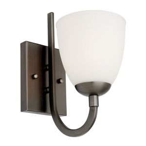 L2-6330 Pewter Traditional Wall Light