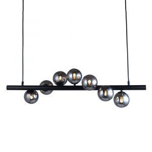L2-11224 7-Light Bar LED Pendant Light