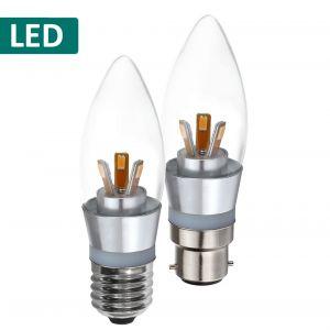 L2U-341 4w LED Candle Lamp