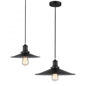 L2-11386 Industrial Pendant Light Range