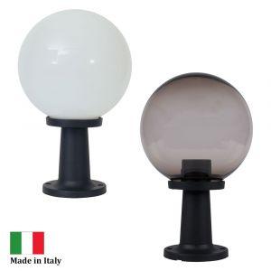 L2U-4573 Sphere Pillar Mount Light Range