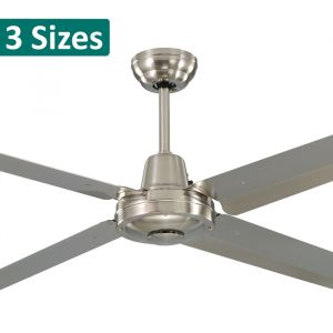 Precision 316 Stainless Steel Ceiling Fan from