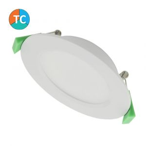 13w TLPD Wide Beam LED Downlight Complete Kit - White (100 Degree Beam - 1081lm)