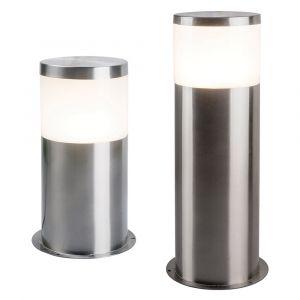 L2-7215 Stainless Steel LED Exterior Bollard Light Range