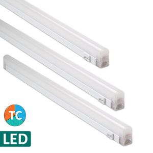 L2U-718 Tri-Colour LED Seamless Slimline Fittings from