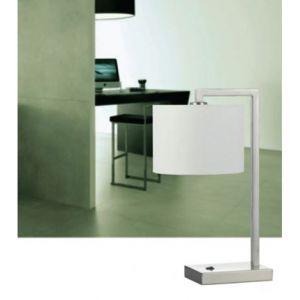 L2-5173 Nickel Table Lamp