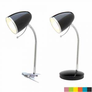 L2-554 Metal Task and Clamp Lamp