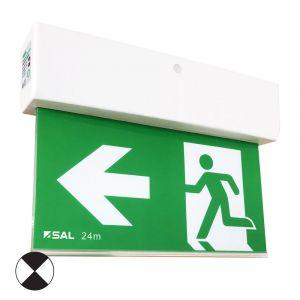 L2U-7368 LED Emergency Exit Sign Light