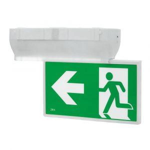 L2U-7353 Surface Mounted LED Emergency Exit Sign Light