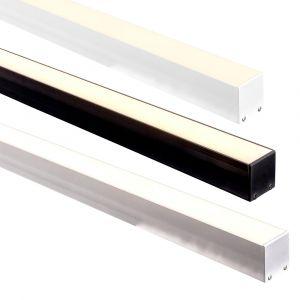 L2U-7210 Deep Square Aluminium Profile
